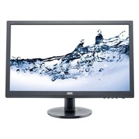 "AOC 24"" LED VALUE 1920X1080 1 MS 16:9 DSUB DVI HDMI SPEAKER"