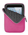 "Trust Anti-shock bubble sleeve for 7"" tablets/iPad Mini - Pink"